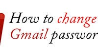 How To Change Gmail Password - Change Gmail Account Password [howpk.com]