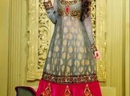 New Dress Design 2014 in Pakistan - EID Dresses [howpk.com]