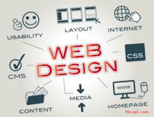 What is Difference Between Web Development and Designing [howpk.com]