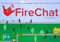 FireChat - Make Free Calls without SIM and WiFi [howpk.com]