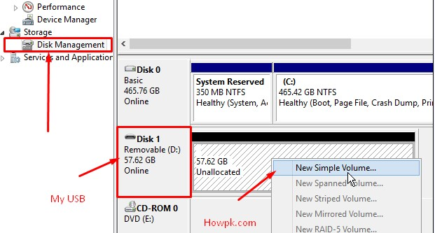 Please insert a disk into Removable Disk - [Solution] | HowPk