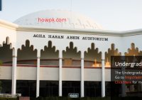 Top Ranked Pakistan University GIK Admissions Opened 2015 [howpk.com]
