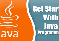 getting started with JAVA - An Overview to Java [howpk.com]