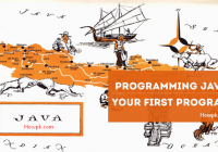 how to compile and run java program - My first Java Program [howpk.com]
