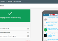 Google Launches New Mobile Friendly Checking Tool [howpk.com]