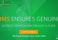 Punjab Driving License Verification Service DLIMS Pakistan [howpk.com]