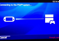 Connectivity problem PS4 error and solution [howpk.com]